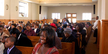 church congregation